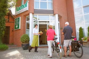 Auehof-Willkommen